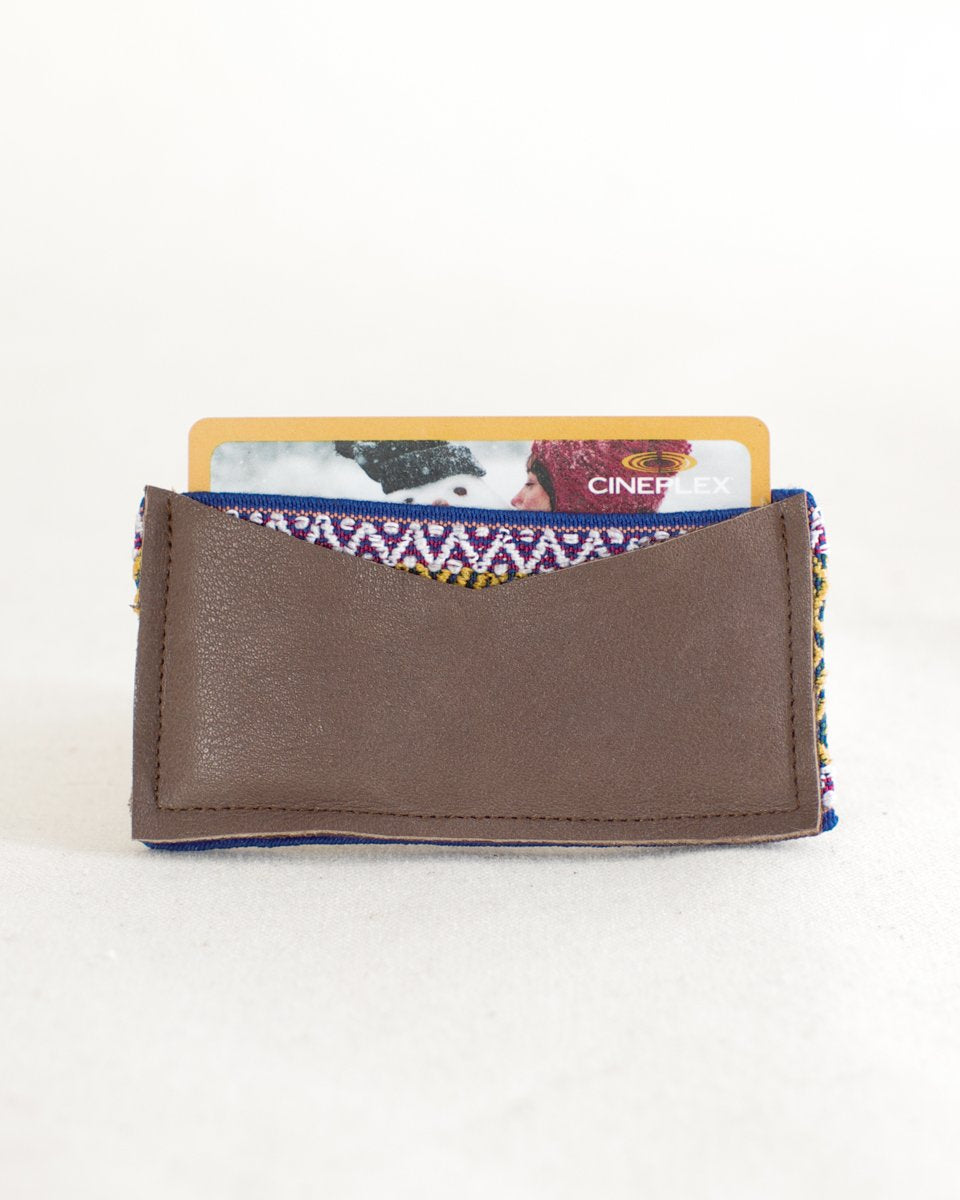 The Elastic Wallet PDF Sewing Pattern – Indie Stitches