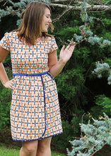 Flatter Me Frock Sewing Pattern