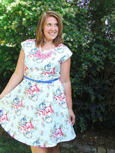 Sweet Summertime Peplum and Dress Sewing Pattern