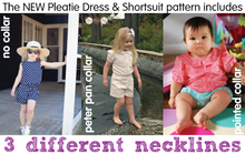 Pleatie Dress & Shortsuit