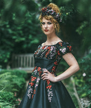 French Gypsy Dress