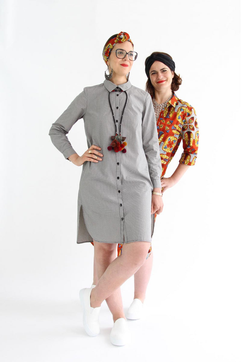 Hermes Shirt-Dress