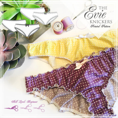 Evie Knickers Sewing Kit