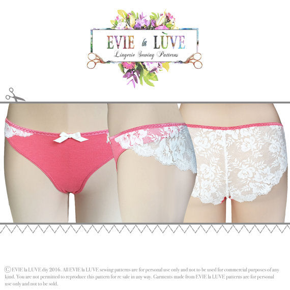 Esme Panties Sewing Kit