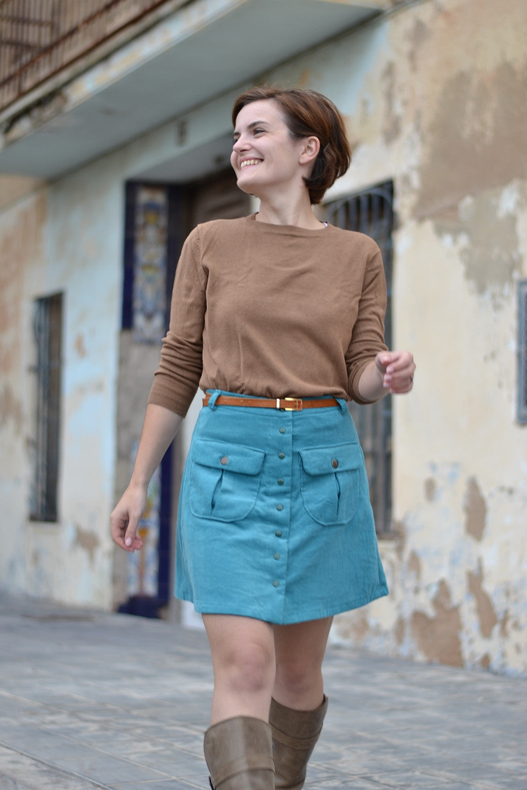 Rosarí Skirt Sewing Pattern