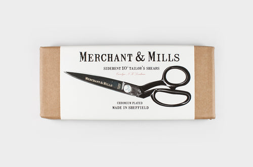 Sidebent Tailors Shears 10