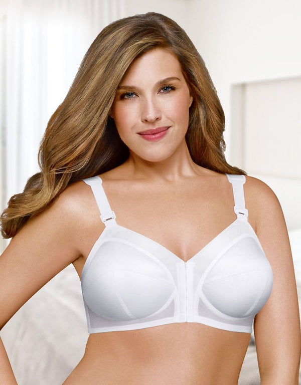 FULLY® Front Close Classic Support Bra
