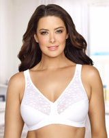 FULLY® Front Close Posture Bra with Lace