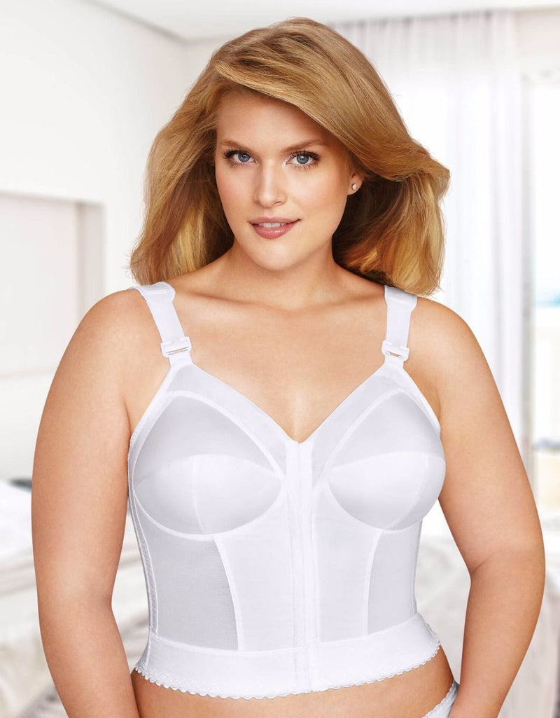 FULLY® Front Close Longline Posture Bra