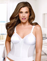 FULLY® Back Close Longline Bra