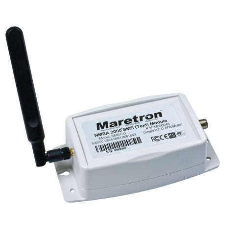 Maretron SMS100 Short Message Service (SMS) Text Module [SMS100]
