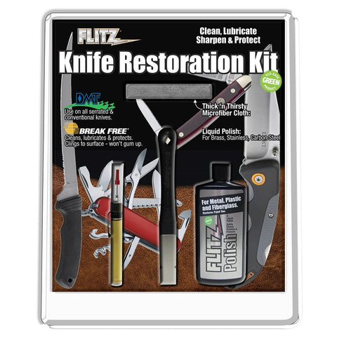 Flitz Knife Restoration Kit [KR 41511]