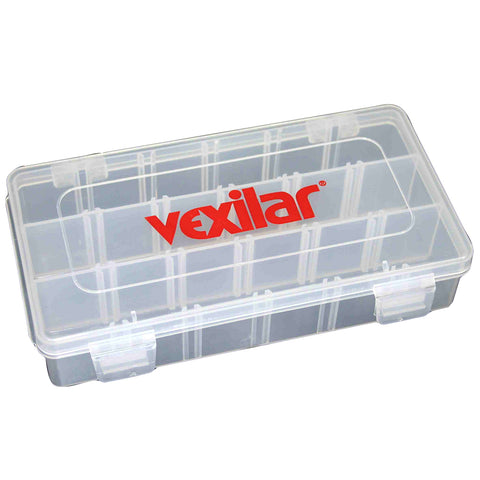 Vexilar Tackle Box Only f/Ultra  Pro Pack Ice System [TKB100]
