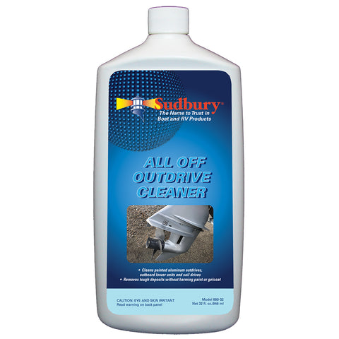 Sudbury All Off Outdrive Cleaner - 32oz [880-32]
