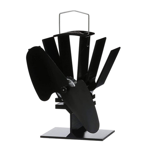 "Caframo Original Mini 6.5"" Ecofan - Black [815CAXBX]"