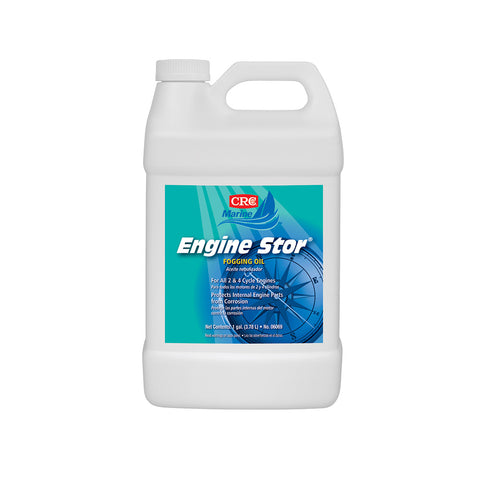 CRC Marine Engine Stor Fogging Oil - 1 Gallon - #06069 *Case of 4 [1003905]