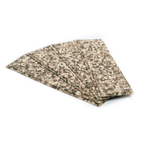 "SeaDek Embossed 5mm 4-Piece Step Kit - 3.75"" x 12.75"" - Desert Camo [23903-21526]"