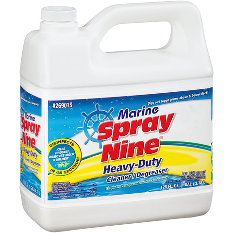Spray Nine Marine Multi-Purpose Cleaner - 1 Gallon *4-Pack [26901S-4PACK]