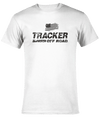 TOR 28 - Distressed Graphic Tee - White