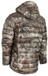 TOR 09 - Lightweight Packable Down Hooded Jacket -Strata