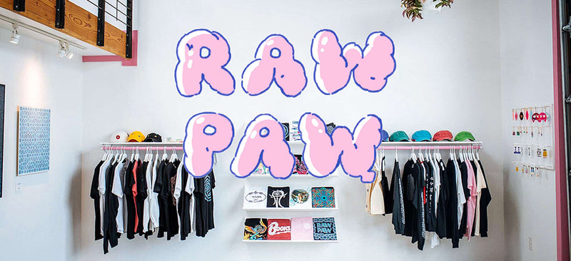 Raw Paw Shop is Now Online!