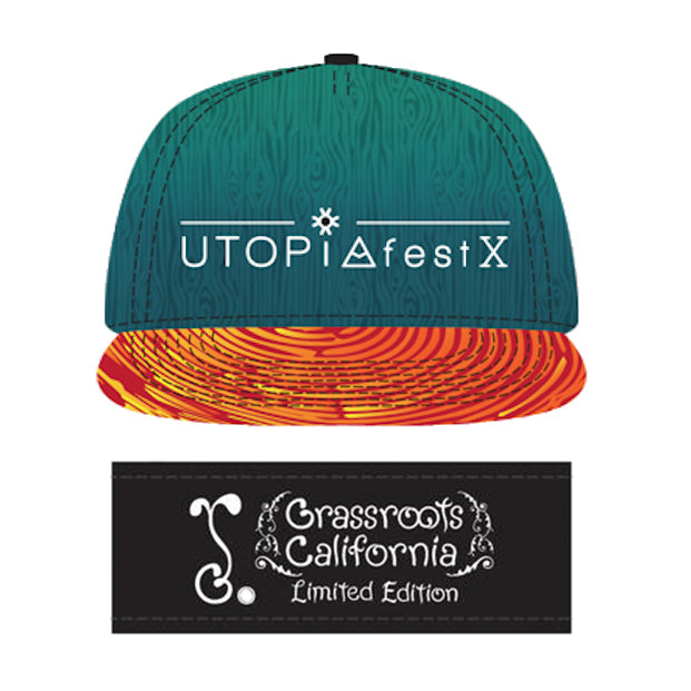 UTOPIAfest X Limited Edition Grassroots Hat