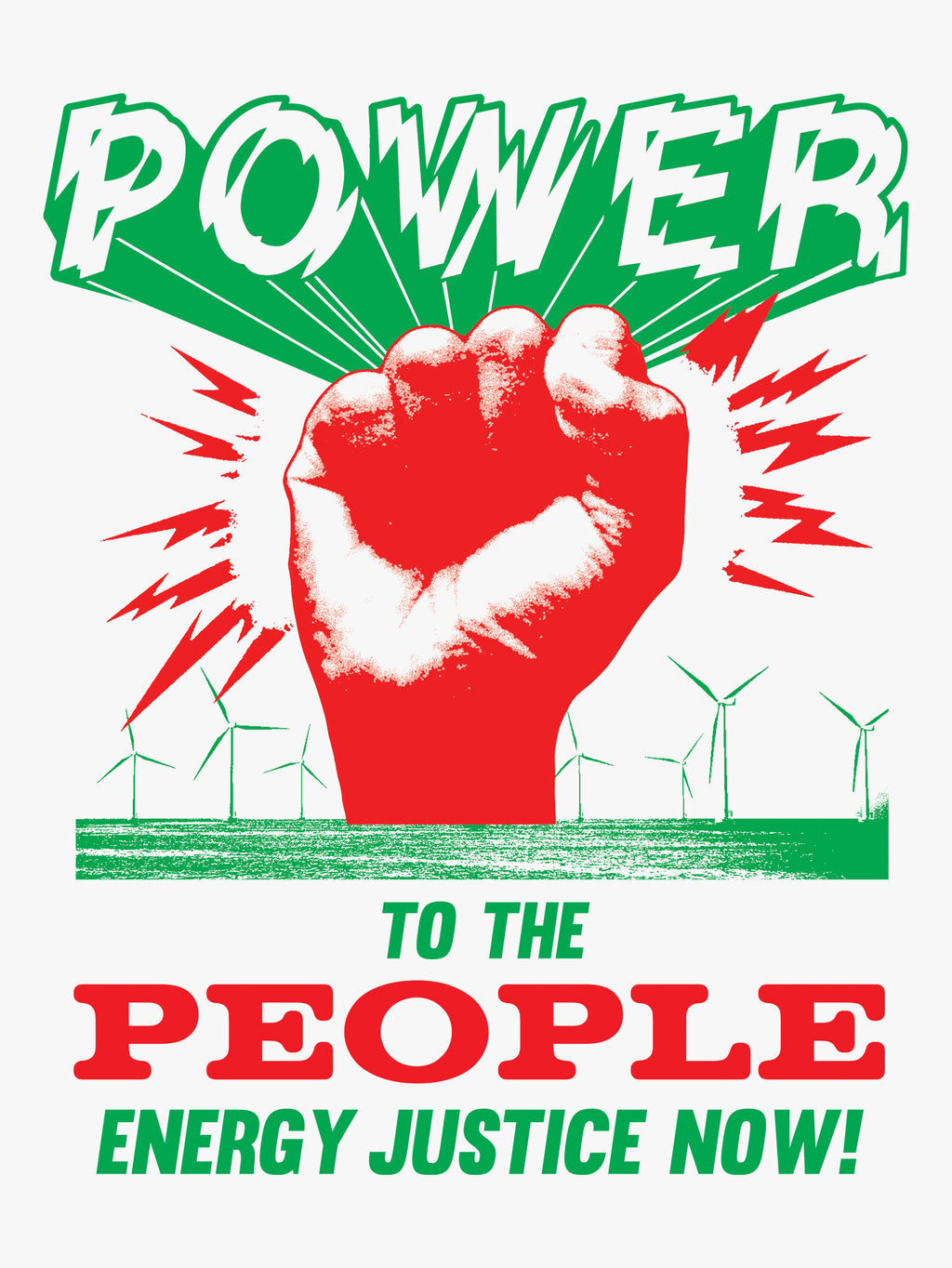 Power To the People by End Time Unlimited