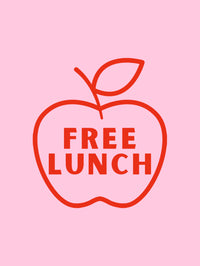 FREE LUNCH Long Sleeve Shirt