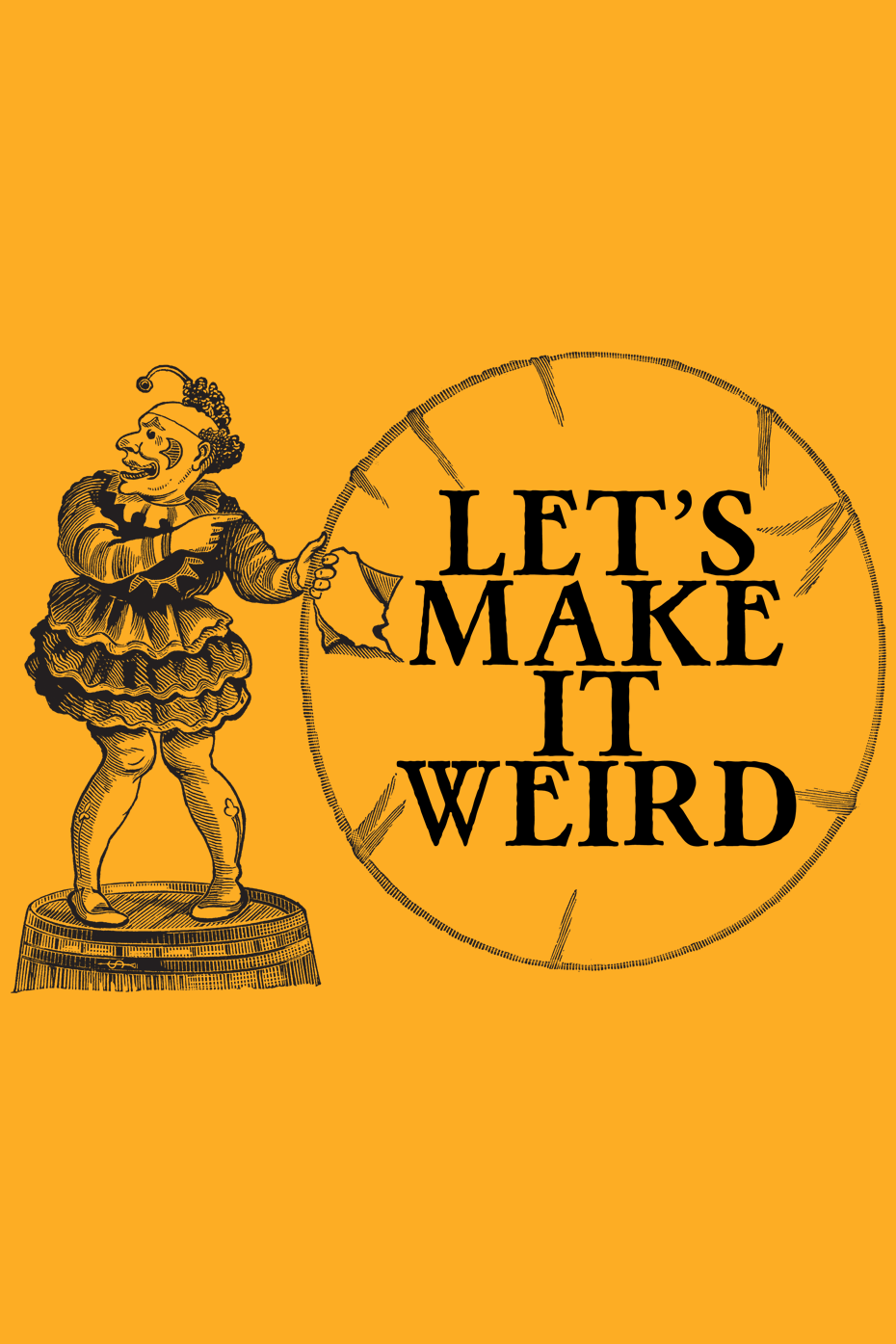 Make it Weird by LUXian