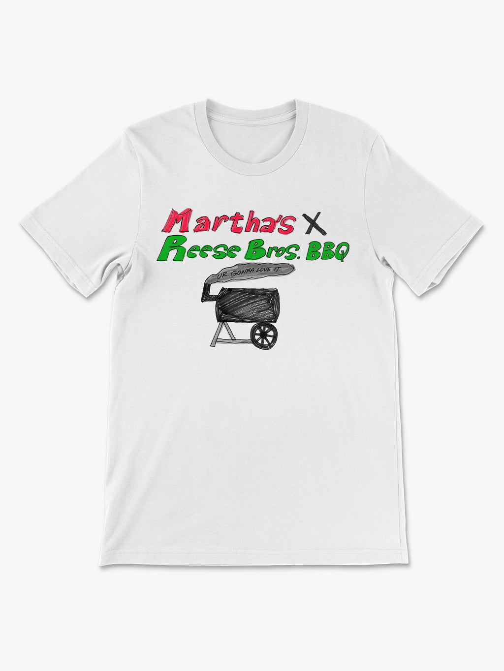 Martha's X Reese Bros BBQ by Martha's Contemporary
