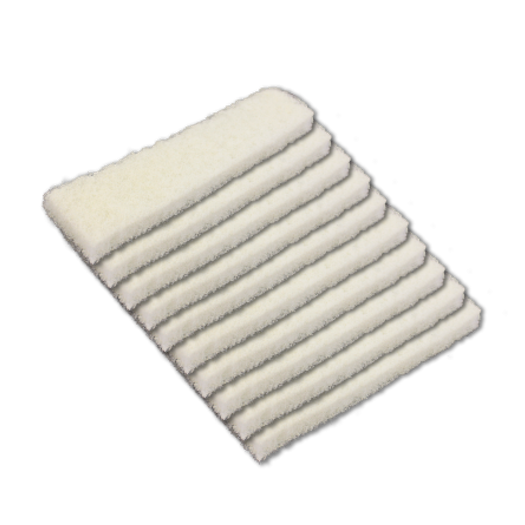 Alpha Scrubber - Replacement Pads