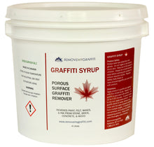 Load image into Gallery viewer, Graffiti Syrup (4 Litre)