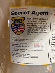 Secret Agent (5 Gallon) - Surfactant (Roof Washing) (House Washing)