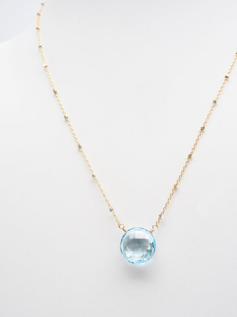 Baby Blues Necklace