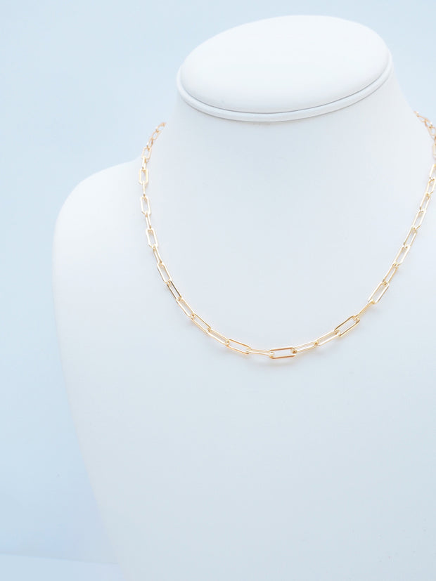Baby go-to rectangular Chain