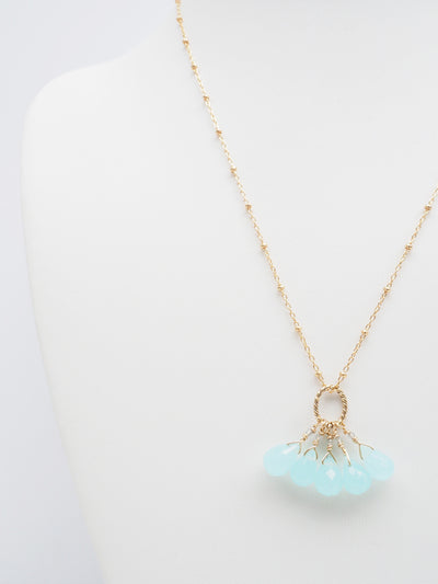Blue Clarity Necklace