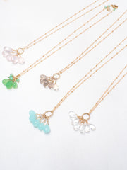 Rose Clarity Necklace