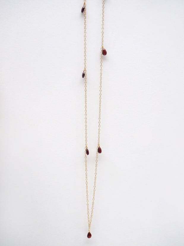 Droplets Necklace