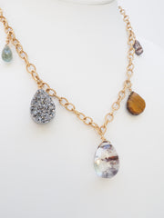 Mystic Drops Necklace