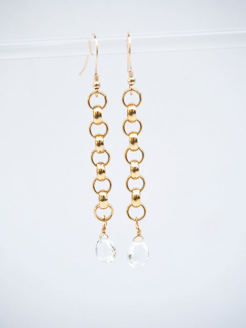 Rolo Earrings