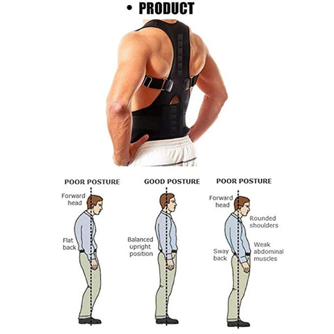 unisex adjustable posture