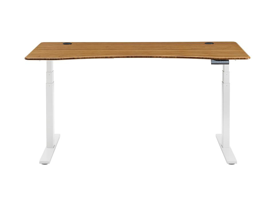 Greenington's Modern and Sustainable Ascent Hi/Low Desk
