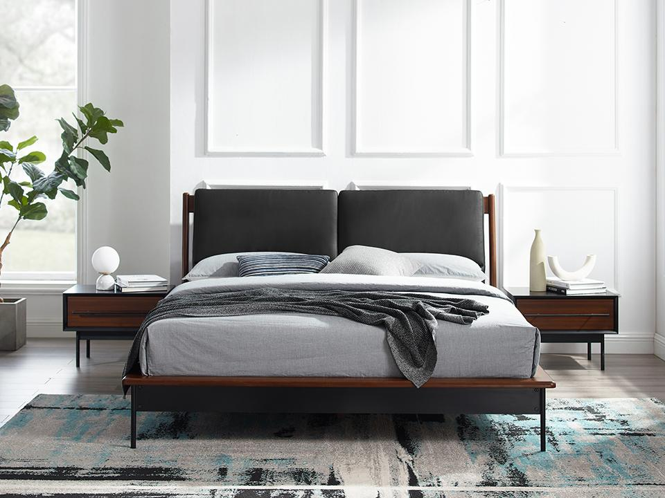 Greenington's Modern and Sustainable Park Avenue Bed