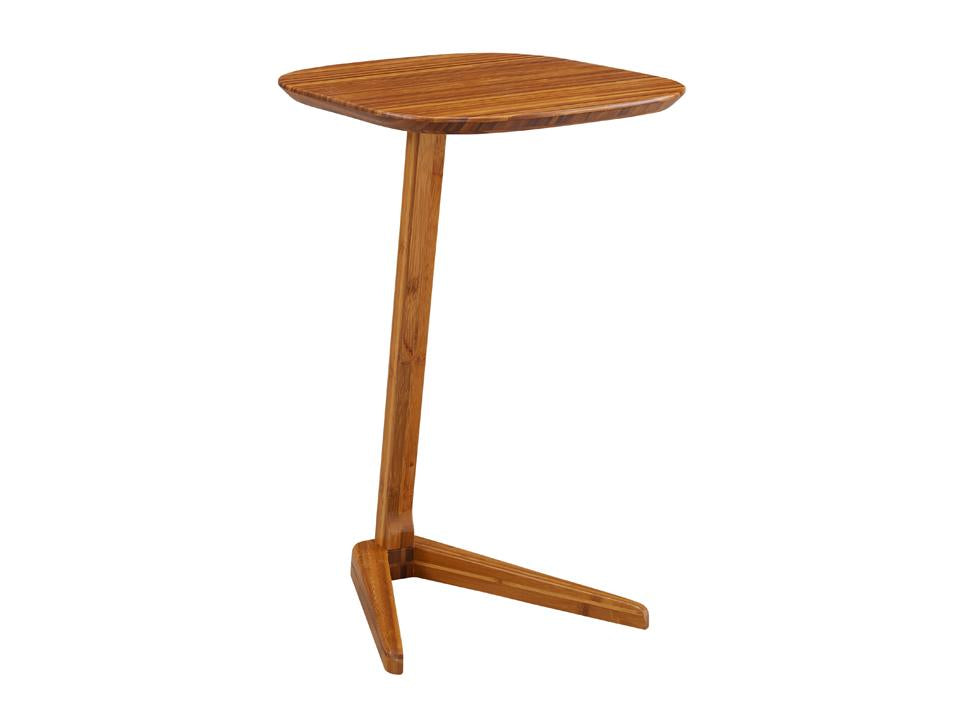 Greenington Thyme Side Table in Solid Amber Bamboo