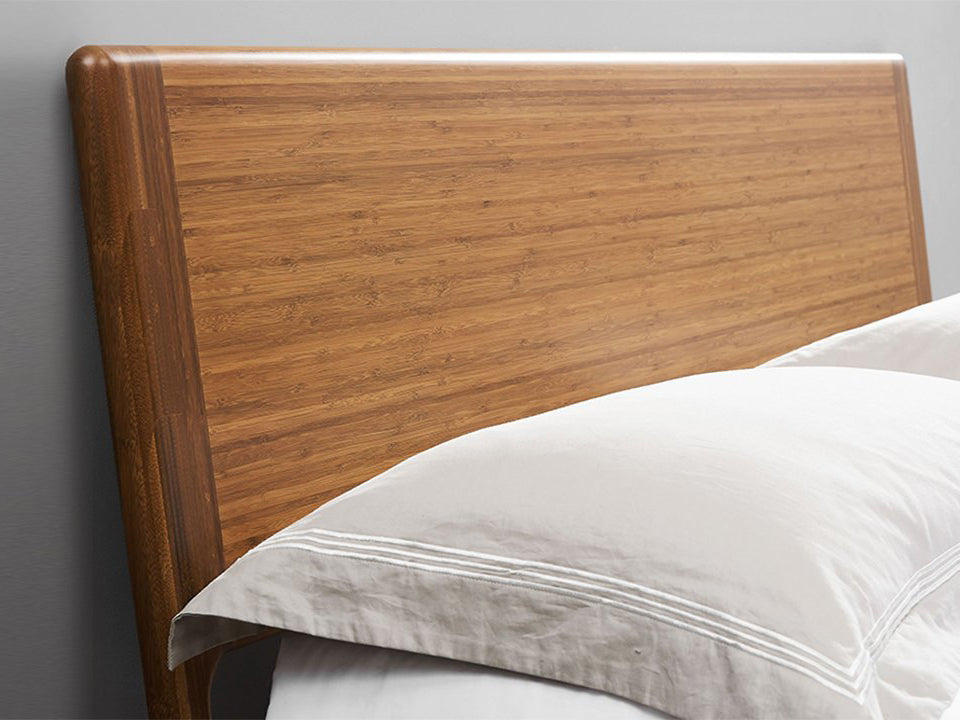 Greenington's Modern and Sustainable Ventura Solid Bamboo Bed
