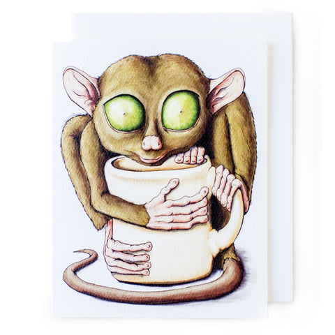 Tarsier Happy Hour Card