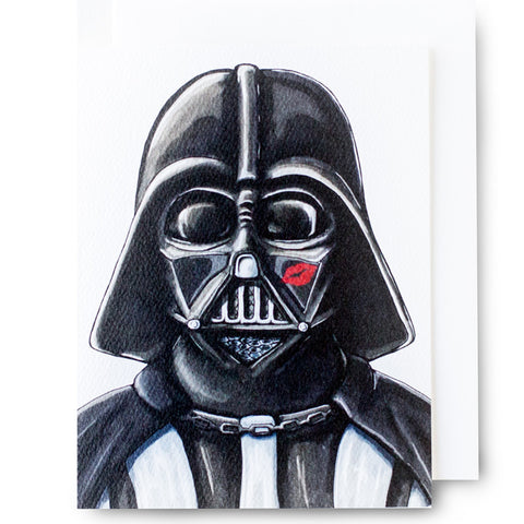 Vader LOVE Card - Box of 8
