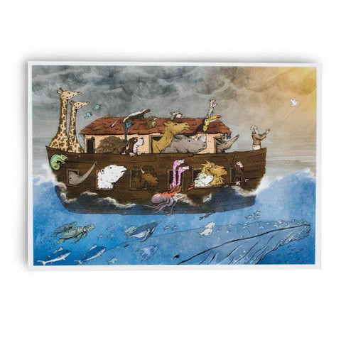 Noah's Hope 5x7 Frameable Art Card