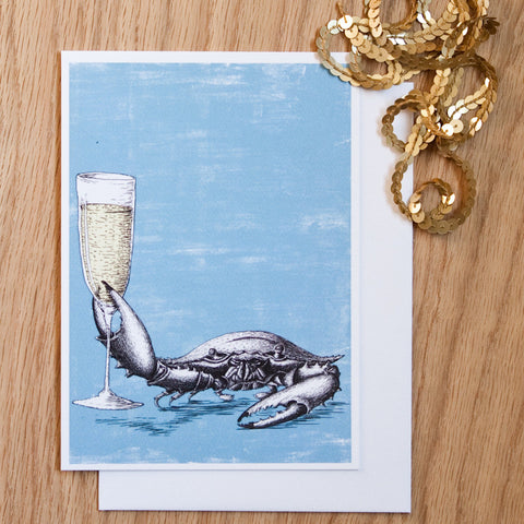 Cheers! 5x7 Frameable Art Card