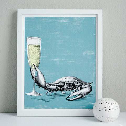 Cheers! Limited Edition Art Print 11x14